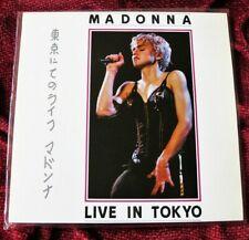 Madonna ORIGINAL & OFFICIAL Japan Promo LIVE IN TOKYO PROMO ONLY Record Vinyl LP