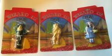 The Wizard of Oz MAGNET Lot, Lion, Scarecrow, Dorothy 1989 Vanderbilt