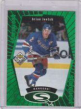 1998-99 (RANGERS) UD Choice StarQuest Green #SQ7 Brian Leetch
