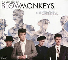 THE VERY BEST OF THE BLOW MONKEYS - 2 CD BOX SET - DIGGING YOUR SCENE & MORE