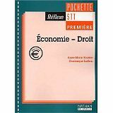 Dominique Lafleur - Réflexe : Économie-Droit, 1ère, Bac STT (Pochette de l'élève