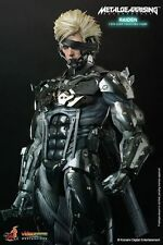 Metal Gear Rising Raiden Video Game Masterpiece Action Figure 32 Cm Hot Toys