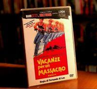 Vacanze Per Un Massacro Madness (1980) Fernando di Leo DVD COME NUOVO RAROVIDEO