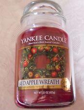 Yankee Candle Red Apple Wreath Wax Tart