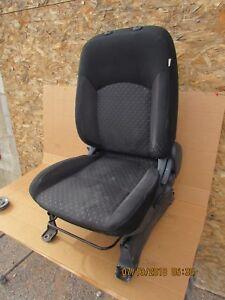 2011 MITSUBISHI OUTLANDER SPORT Front Left Driver Seat Cushion black OEM