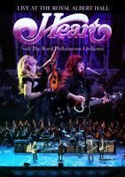 Heart - Live At The Royal Albert Hall (NEW DVD)