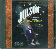 Jolson The Musical - Original London Cast Recording Featuring Brian Conley Cd M
