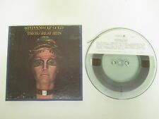 """4-Track Reel-to-Reel -STEPPENWOLF """"Gold:Their Greatest Hits"""" 1970 ABC #M 5099"""