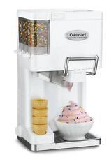 NEW Cuisinart Soft-serve 1 1/2 Qt Ice Creammaker ICE-45