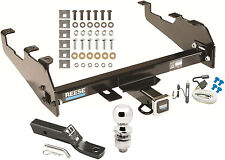 1999-00 F-350 & 89-97 FORD F SUPER DUTY COMPLETE TRAILER HITCH PKG W/ WIRING KIT