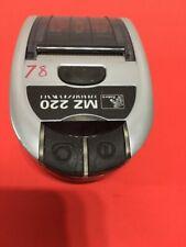 Zebra Mz220 Mz 220 Pos Point Of Sale Thermal portableLabel Printer Bluetooth