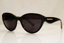 Authentic DOLCE & GABBANA Vintage Sunglasses Gold Leaf DG 4199 2744/8G 28536