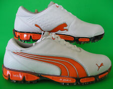 LIMITED ED~Puma SUPER CELL FUSION ICE LE Rickie Fowler GOLF Cleat Shoe~Mens sz 9