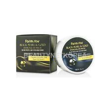 [FARM STAY] Black Pearl & Gold Hydrogel Eye Patch 90g - BEST Korea Cosmetic