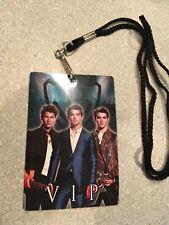 Jonas Brothers VIP pass