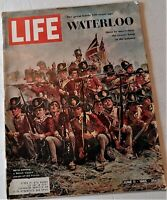 June 11, 1965 LIFE Magazine Waterloo 60s advertising Add Ads Ad FREE SHIPPING 6