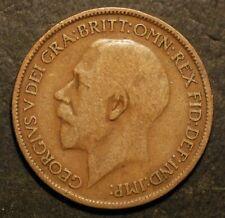 1920 Great Britain Half Penny #12