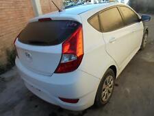 HYUNDAI ACCENT RIGHT TAILLIGHT BUMPER REFLECTOR, RB, ACTIVE/ELITE HATCH, 07/11-