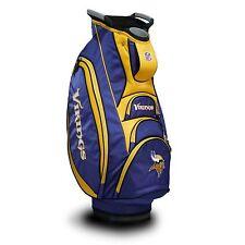 NEW Team Golf NFL Minnesota Vikings Victory Cart Bag