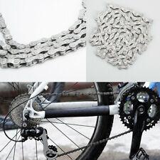 Durable 6-7-8 Speed 116 Links Bicycle Chain MTB Mountain Road Bike Anti-rust
