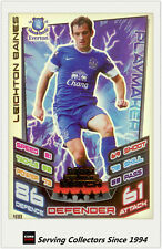 2012-13 Match Attax Man Of Match Foil Card #410 Leighton Baines (Everton)