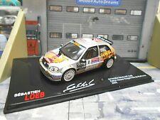 Citroen Saxo kit car s1600 rally Alsacia vos 2003 #0 loeb M 'bps Ixo Altaya 1:43