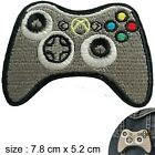 Video Game Controller Iron On Patch Console Computer Games Box Iron-on Patches