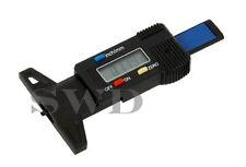 Digital Tyre Tread Depth Gauge Brake Shoe Pad Wear LCD Display Measure Tire