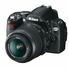 Excellent! Nikon D60 with AF-S 18-55mm f/3.5-5.6G VR - 1 year warranty