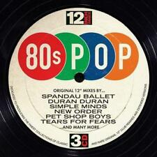 12 Inch Dance: 80s Pop - Various (NEW 3CD)