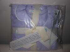 POTTERY BARN KIDS Flannel Pajamas Lavender Size 8 Brand New w/Tags No Monogram