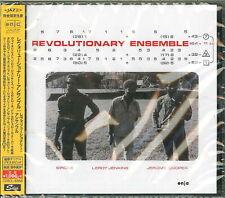 REVOLUTIONARY ENSEMBLE-S/T-JAPAN CD B63