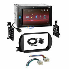 Pioneer Bluetooth Multimedia Stereo Dash Kit Harness for 02-04 Nissan Altima