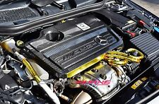 Mercedes Benz Full Replacement Carbon Fibre Engine Cover A45 CLA45 GLA45 W176