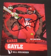 Jacques Kallis (Sth Africa) signed Best of the Bash L/Ed Cricket Card + COA