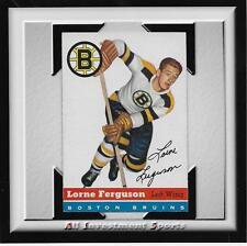 1954 Topps LORNE FERGUSON #31 EXMT+ *tough hockey card for set* DD17