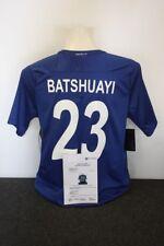 Chelsea London Trikot, Michy Batshuayi signiert, Borussia Dortmund, BVB, L