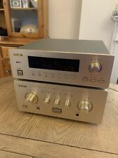 Teac A-H400 Integrated Stereo Amplifier Plus Tuner T H500