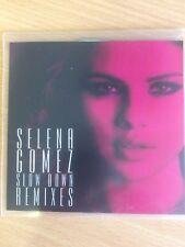 Selena Gomez - Slow Down Part Two - Rare 12 Remix Cd Promo