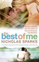The Best Of Me, Nicholas Sparks, Used Very Good Book