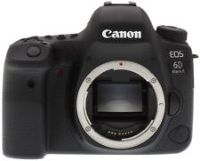 "Canon EOS 6D Mark II Body 26.2mp 3"" DSLR Camera New Cod Agsbeagle"