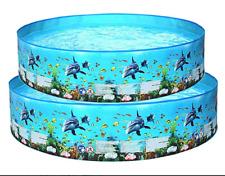 Steilwand Pool Planschbecken Kinder-Schwimmbecken Schwimmbad Kinderpool NEU