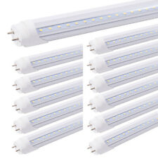 LED G13 4FT 4 Foot T8 Tube Light Bulbs 20W 24W 6000K Clear or Milky Lens
