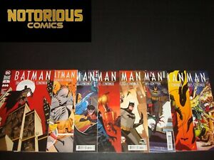 Batman the Adventures Continue 1-8 Complete Comic Lot Run Set 1st Sunny DC