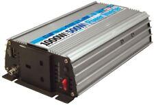 Streetwize 500W/1000W Peak Power Inverter Caravan Motorhome Emergency Power
