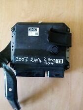 TOYOTA RAV4 Mk3 2.0 VVTi Modulo Di Controllo Motore A Benzina 89661-42D30