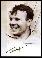 Kosmonaut Jurij Alexejewitsch Gagarin. Postkarte. Rußland 2009