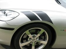 C6 Corvette 2005-13 Grand Sport-Style Fender Accent Stripes Left And Right Sides