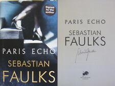 Paris Echo by Sebastian Faulks 9781786330215