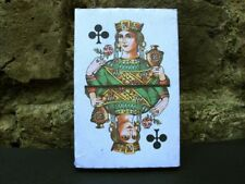 Vintage USSR Russian Souvenir 36 Playing Cards Deck 2001 Traditional Design